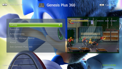 1070 jogos sega genesis mega drive plus xbox 360 rgh/jtag