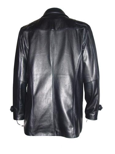 1070 men four season cordeiro preto wearable couro fantasia
