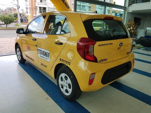 107.000.000 taxi kia pìcanto 2019