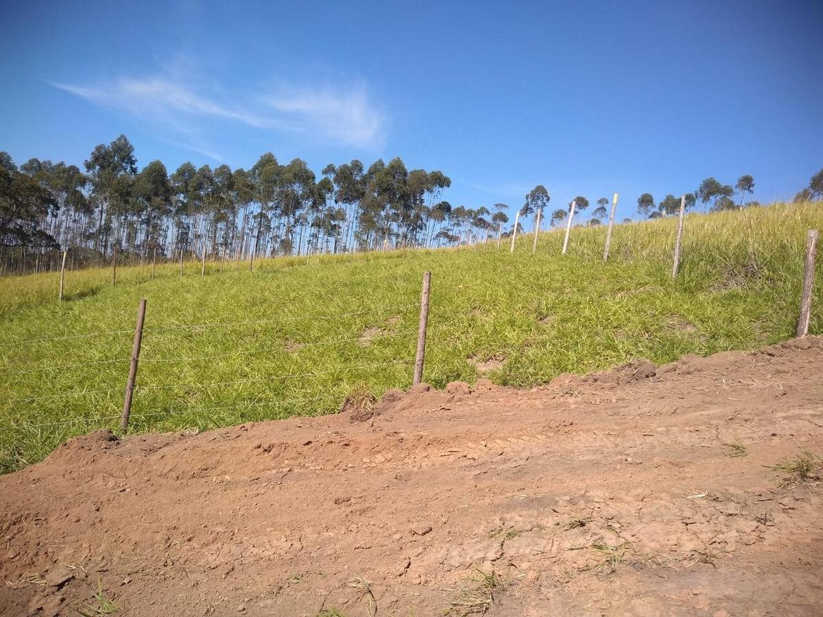 107b-terreno para chácara com bosque do lado