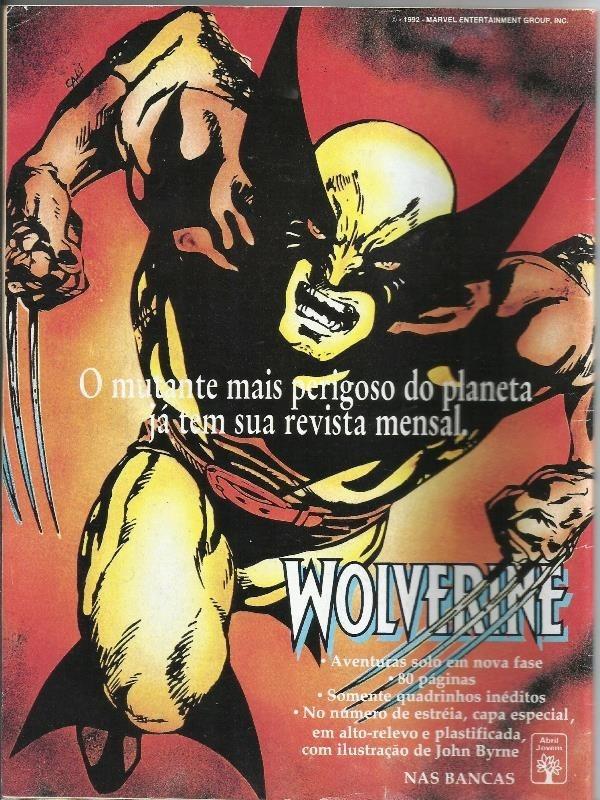 Marvel Comics Apresenta #117 MUITO BOA IMAGEM DE ESTOQUE 1992