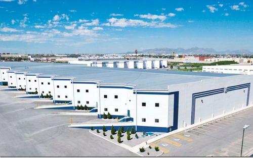 1,080 m2 bodega industrial en renta 70,096 cd. juarez wise aidir oh 081014
