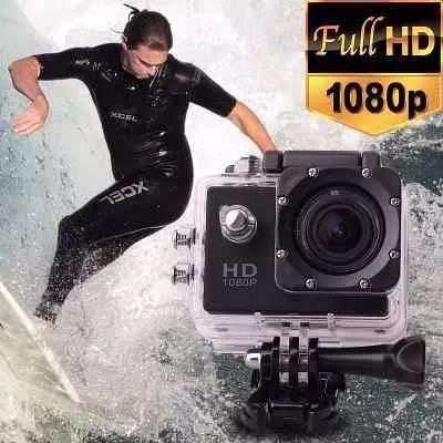 1080p 720p camara deportes sport cam sumergible 30m 2.0lcd