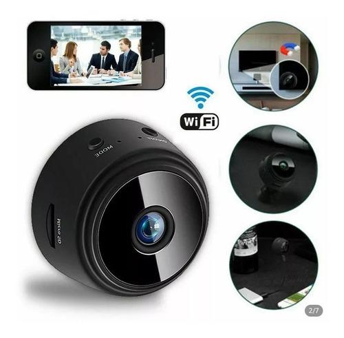 1080p hd ip mini câmera de segurança controle remoto visão n