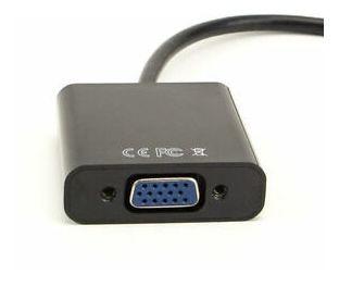 1080p hdmi macho a vga hembra convertidor de video cable ada