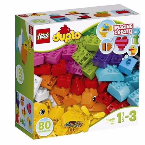 10848 as minhas primeiras peças lego® duplo® novo c/ nota