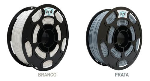10kg - filamento pla pro - loja 3d - várias cores - 1.75mm