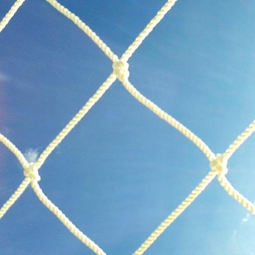 10.m2 de red cerramiento perimetral contencion cancha futbol
