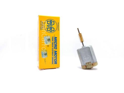 (10)micro motor mabuchi fecha elétrica gol voyage saveiro g5