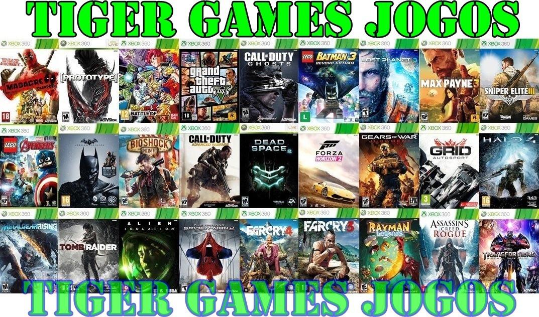 10patchs Em Português Xbox 360 Lt 3 0 Rgh ,ltu 100% Testados