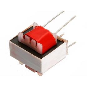 10pc Transformador De Isolamento De Áudio 600: 600 Ohms 1:1