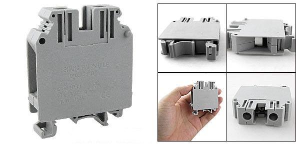 10pcs Reino Unido-35n 800v Marco Plástico Conector De Bloque ...