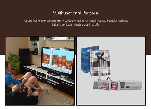 10pzs consolas clásicos con 620 retro juego alta calidad