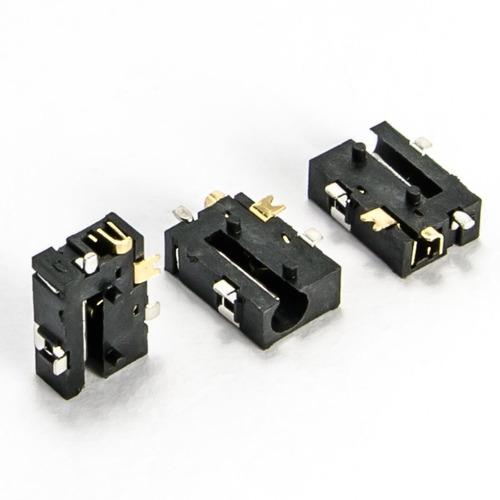 10x conector energia jack p/ tablet cce tr71 tr101, genesis