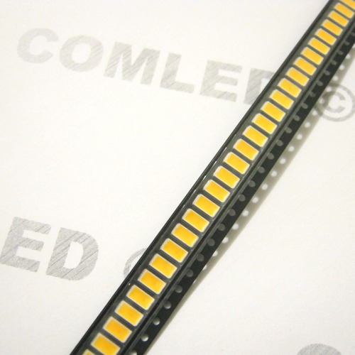 10x micro led smd 5730 1/2 watt branco quente frio vermelho