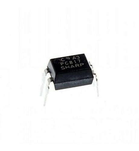10x  pc817 optoacoplador pc 817 acoplador óptico fod817