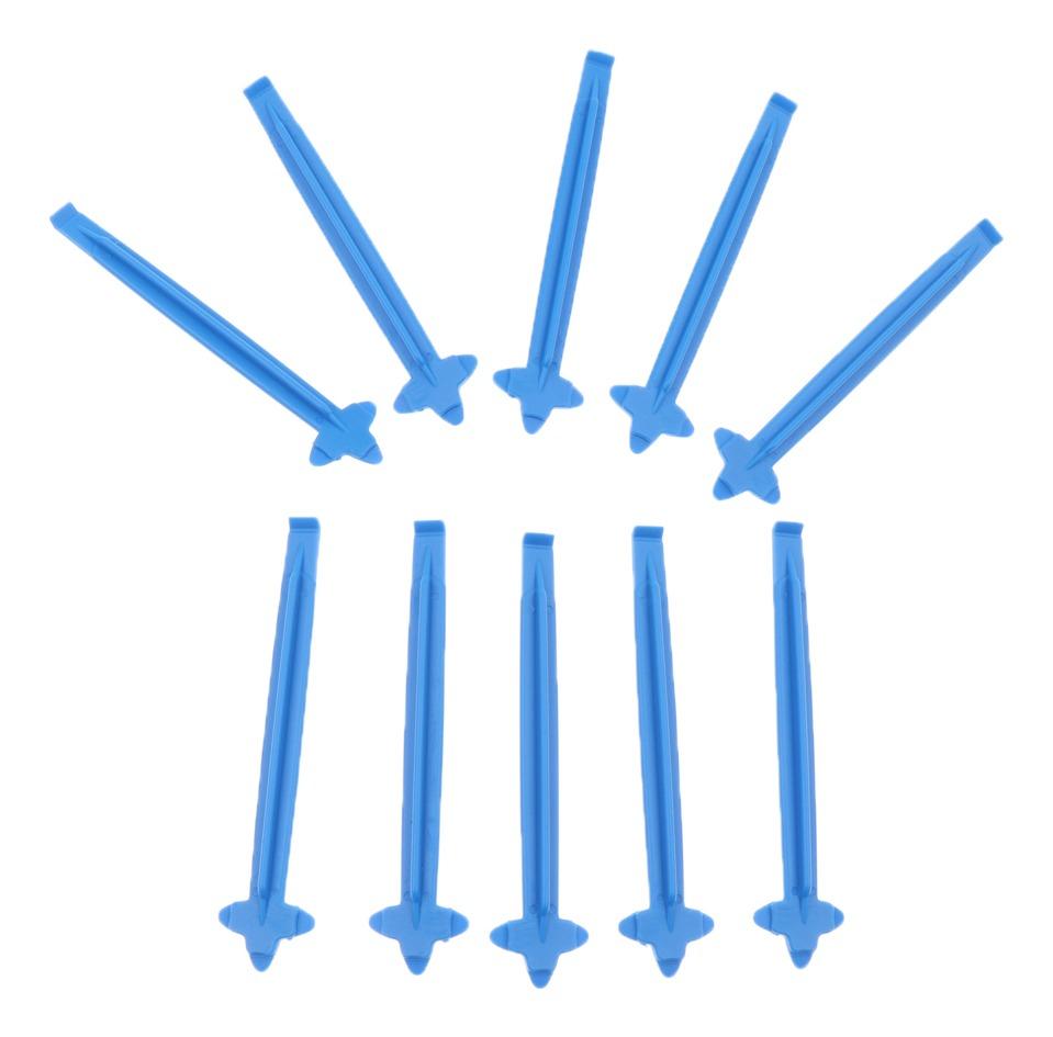 10x Plastic Pry Bar Repair Opening Tool For Mobile Phone Tab