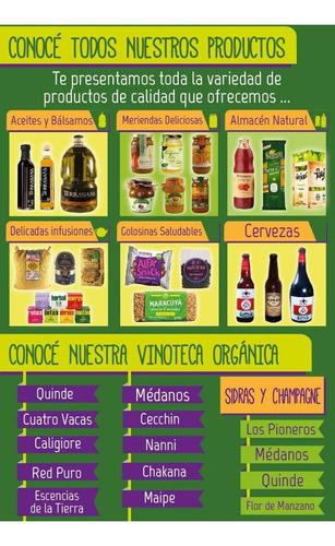 10x productos las quinas - combinalos a tu gusto! miel y mas