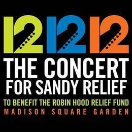 11 12 12 the concert for sandy relief varios inter dvd nuevo
