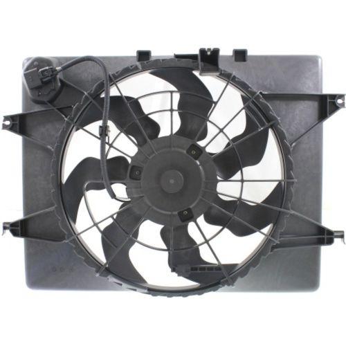 11-12 ka optima 2.4l rad&cond (s) motoventilador