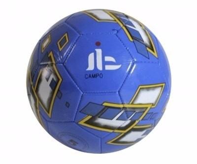 58c18e6eaf 11 Bola De Futebol Campo Couro Sintético Grátis Bomba - R  165