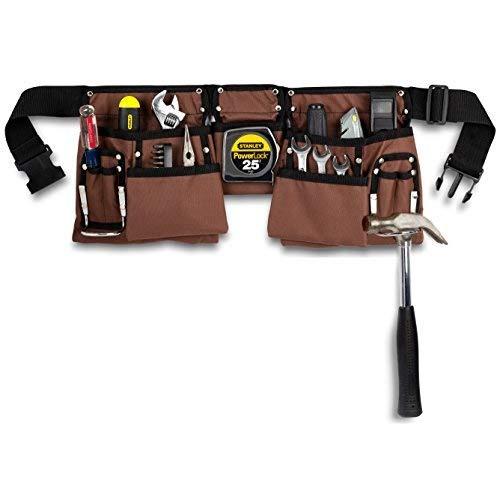 11 Cinturón Para Herramientas De Construcción De Color... - $ 29.990 ...