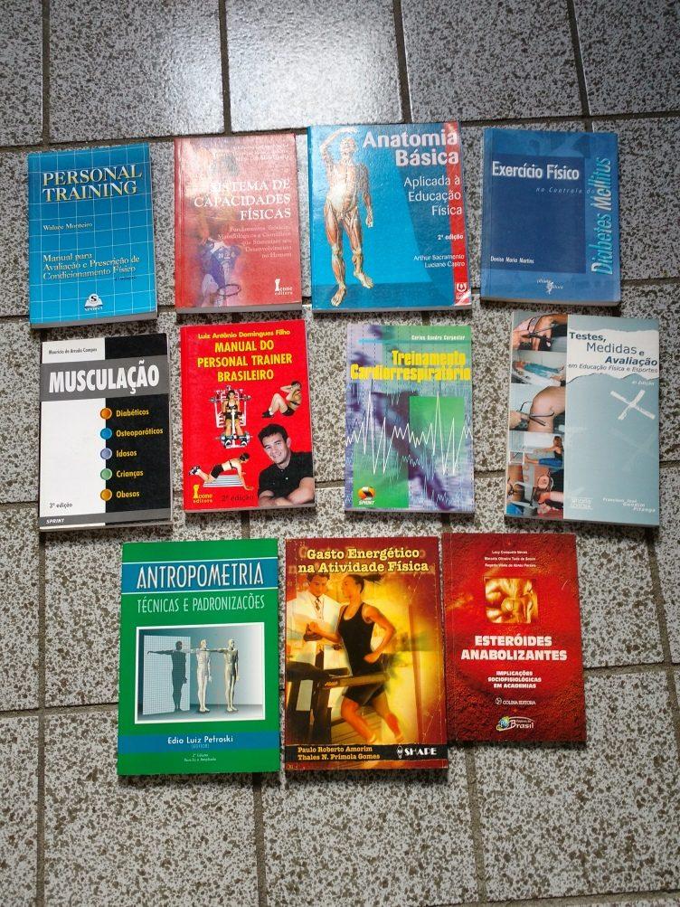 11 livros da área de educação fisica. Carregando zoom. 8c9292bb2f6f9