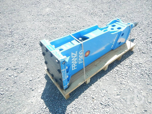 11) martillo hid para excavadora de 9 a 15 ton