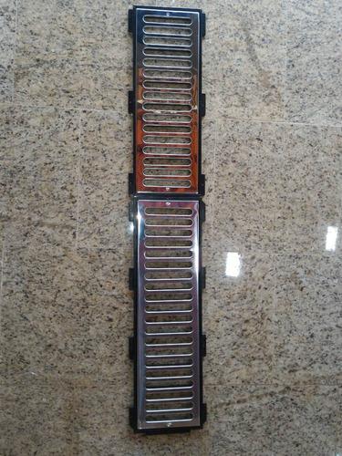 11 metros ralo linear para borda piscina 20 cm largura