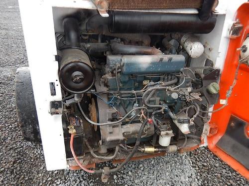 11) minicargador bobcat s150 2006 con sistema hidraulico