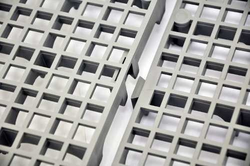 11 piso molular plástico encache macho femea pallet estrado
