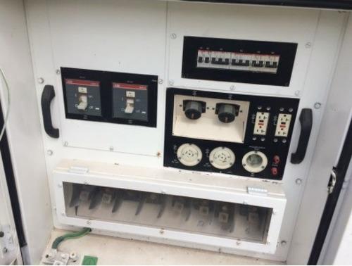 11) planta de luz y emergencia 75 kw olympian 2000