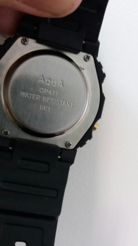 16053e54e4f 11 relógio masculino digital barato aqua prova d agua ! Carregando zoom.
