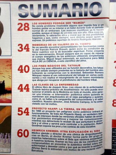 #11. revista más allá de la ciencia - n° 96 - febrero 1997