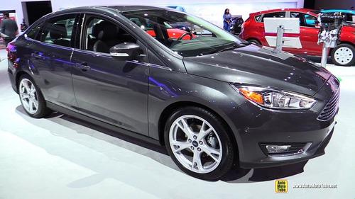 (11) sucata focus sedan titânio 2017 2.0 aut retirada peças