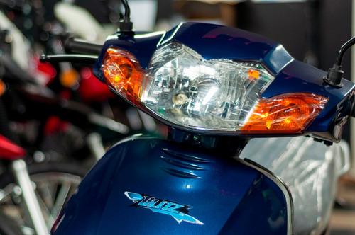 110 blitz v8 moto 110 nuevo modelo megamoto moreno