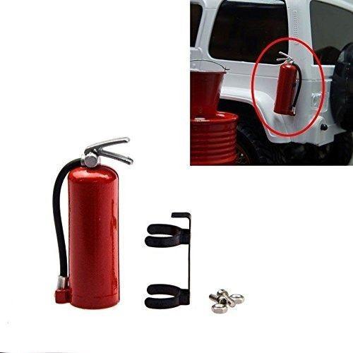 1/10 escala extintor rc rock crawler accesorio para tamiy...