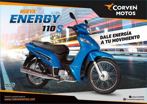 110 motos corven energy