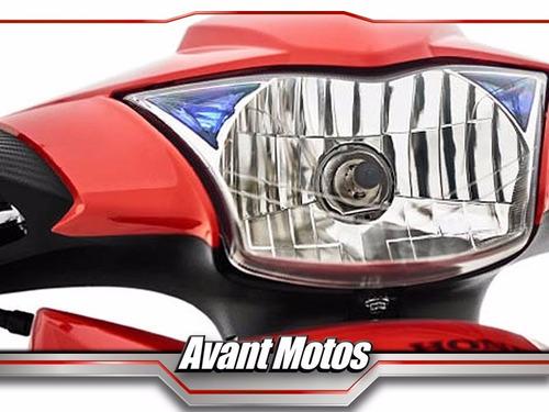 110 motos honda wave