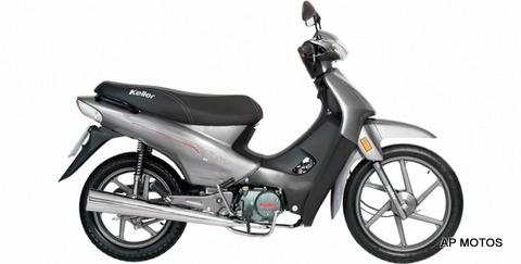 110 motos keller crono