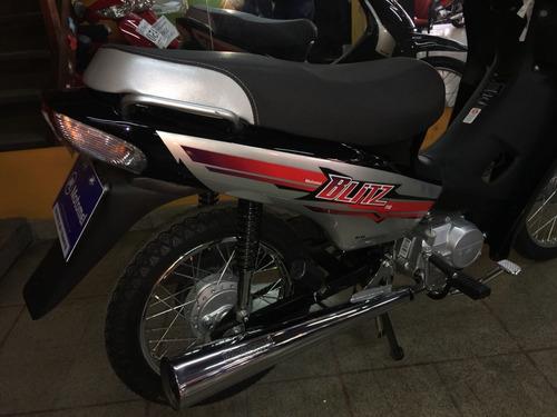 110 motos motomel blitz