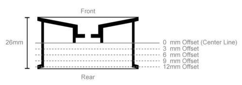 1:10 rc racing drift cart 7 sp 3mm. hex 12mm 4 p