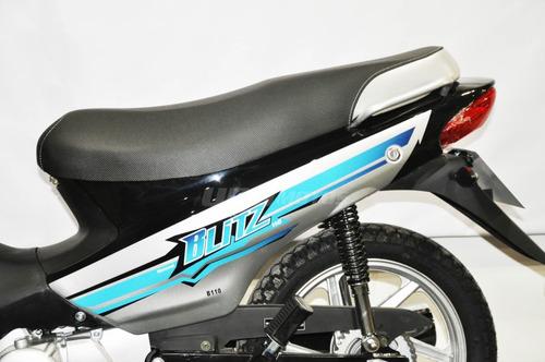 110 scooter motomel blitz