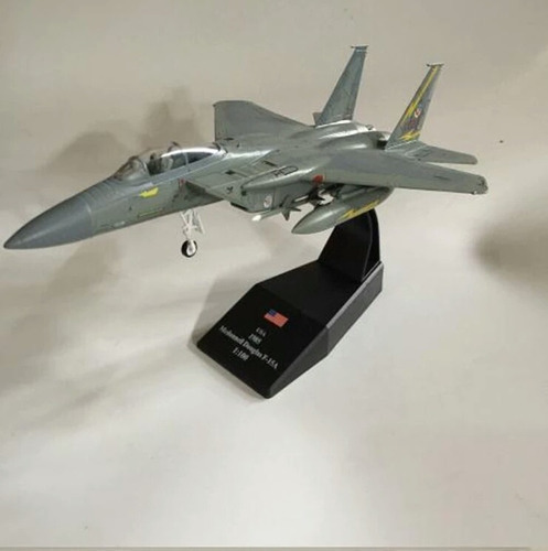 1/100 diecast, f15 eagle