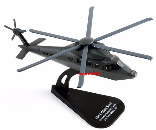 1/100 helicoptero mh x silent hawk mig tanque mi mirage mil