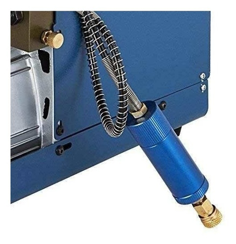 110v autodesconectantes compresor de aire 30mpa 4500psi 30