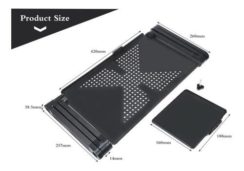 (11/11) plegable ajustable laptop mesa trabajo o estudio