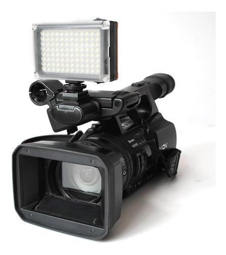 112led luz de relleno de la cámara (excepto las baterías)