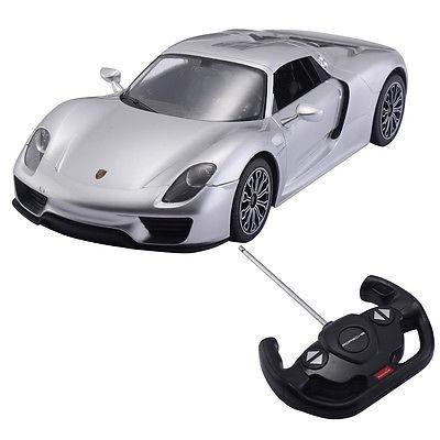 1:14 de la astilla porsche 918 spyder con licencia rc coche