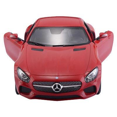 1:14 mercedes amg gt licencia coche de rc de control remoto